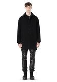 ALEXANDER WANG RAGLAN SLEEVE CARCOAT JACKETS AND OUTERWEAR  Adult 8_n_f