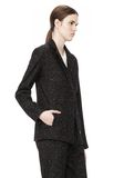 T by ALEXANDER WANG BOUCLE FLEECE SOFT BLAZER JACKETS AND OUTERWEAR  Adult 8_n_a