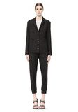 T by ALEXANDER WANG BOUCLE FLEECE SOFT BLAZER JACKETS AND OUTERWEAR  Adult 8_n_f