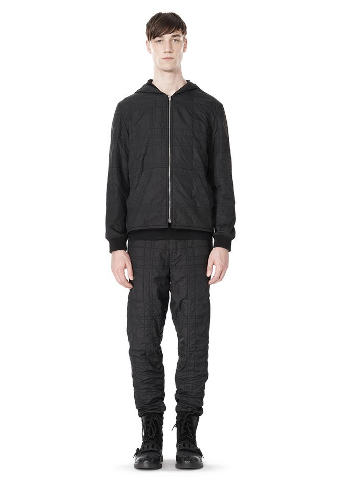 ALEXANDER WANG KANGAROO POCKET HOODIE Jacket Adult 12_n_f