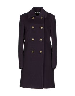VERSACE COLLECTION Coats - Item 41476996