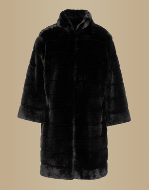 TJ TRUSSARDI JEANS - Faux fur