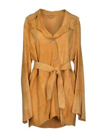 COMPAGNIA DELLE PELLI - Full-length jacket