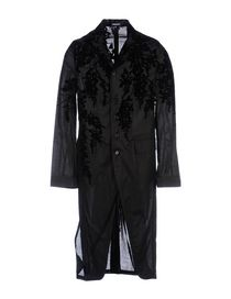 ANN DEMEULEMEESTER - Full-length jacket