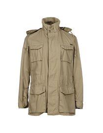 GF FERRE' - Full-length jacket
