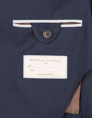 BRUNELLO CUCINELLI MF4147BTD Blazer U d
