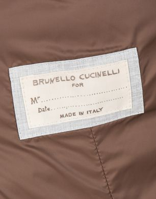 BRUNELLO CUCINELLI MR4051600 Piumino U d