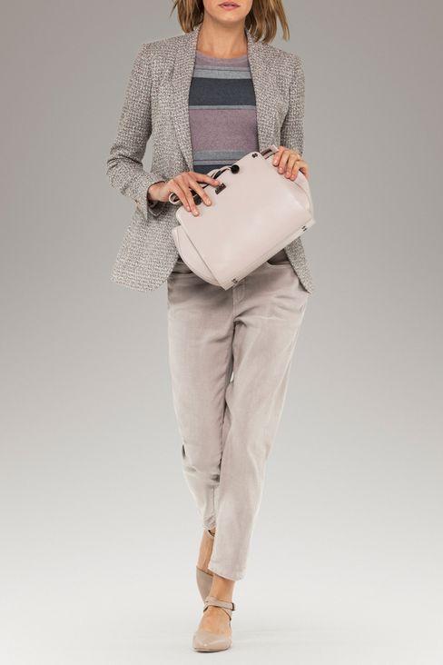 JACKET IN BOUCLÉ: One button jackets Women by Armani - 2