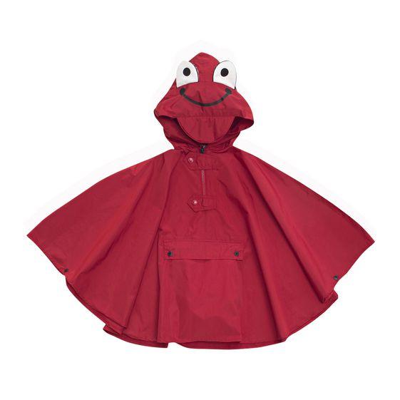 STELLA McCARTNEY KIDS, Outerwear, FROGGIE RAINCOAT