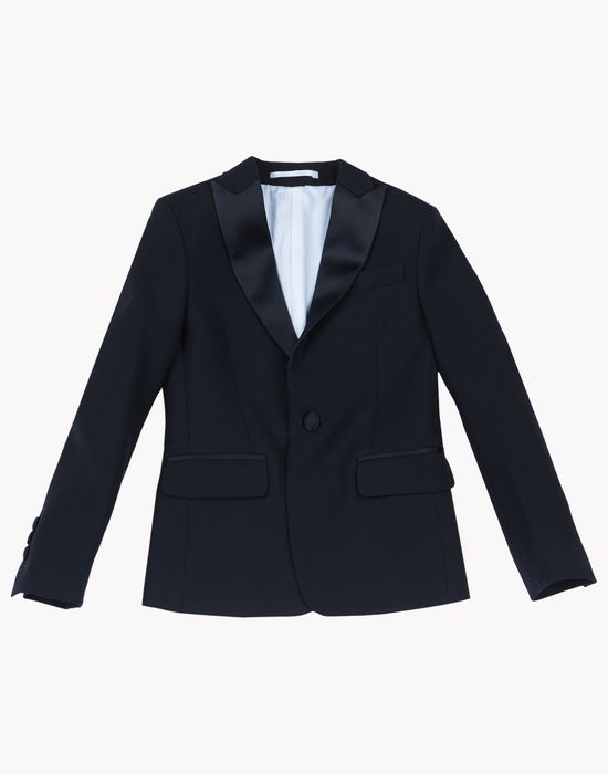 one button blazer jacket  coats & jackets Man Dsquared2