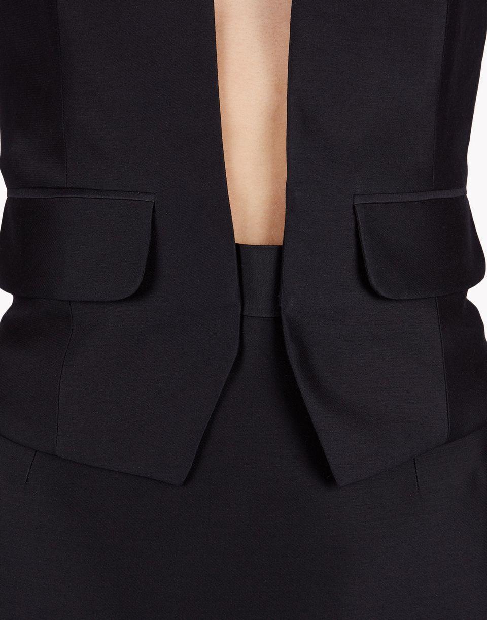 allan vest coats & jackets Woman Dsquared2