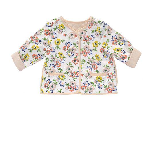 STELLA McCARTNEY KIDS, Outerwear, BUMBLE FLORAL JACKET