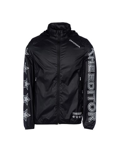 Куртка DIADORA HERITAGE BY THE EDITOR 41526423HO