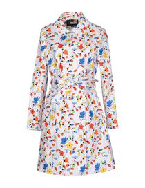 LOVE MOSCHINO - Full-length jacket