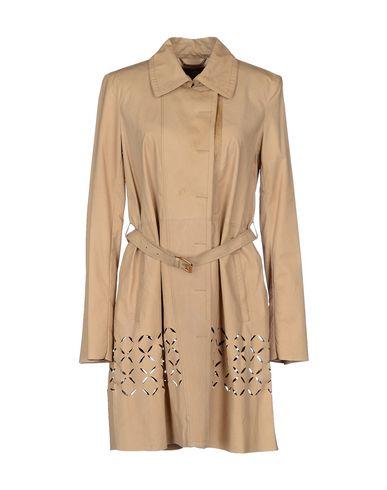 Легкое пальто ROBERTO CAVALLI 41550452MM