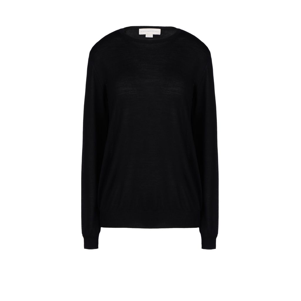 Luxury Light Crew Neck Jumper