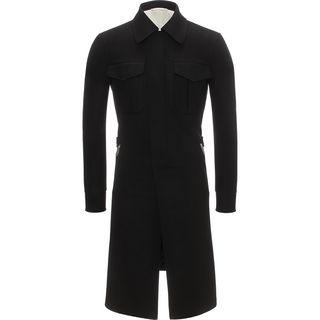 ALEXANDER MCQUEEN, Coat, Two Pocket Military Coat