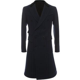 ALEXANDER MCQUEEN, Coat, Double Breasted Frock Coat