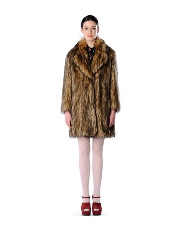 REDValentino JR0CA0F01WL D07 Пальто Для Женщин d