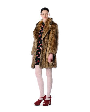 REDValentino JR0CA0F01WL D07 Пальто Для Женщин r