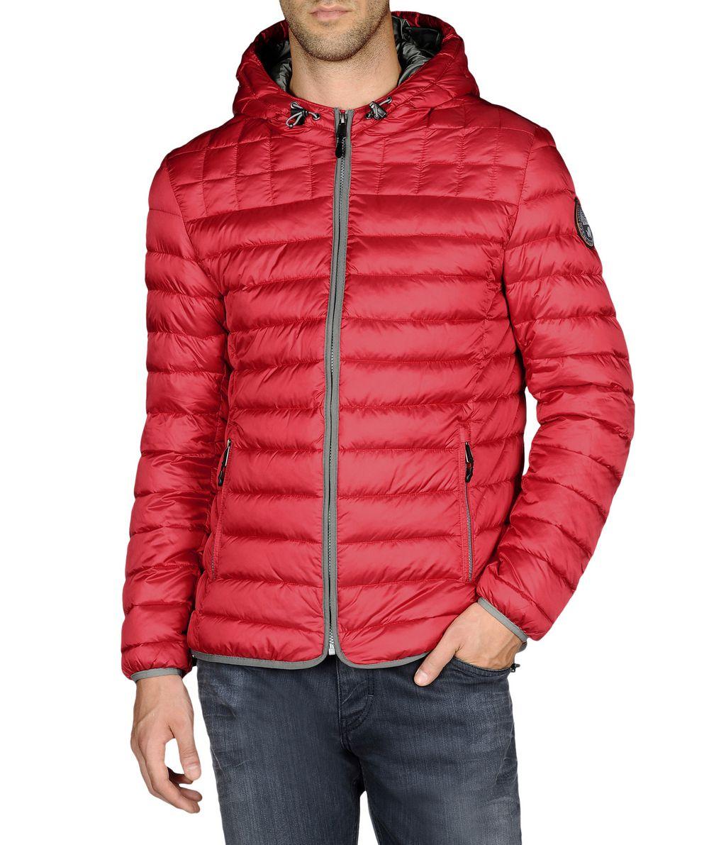 NAPAPIJRI AERONS HOOD Short jacket U f
