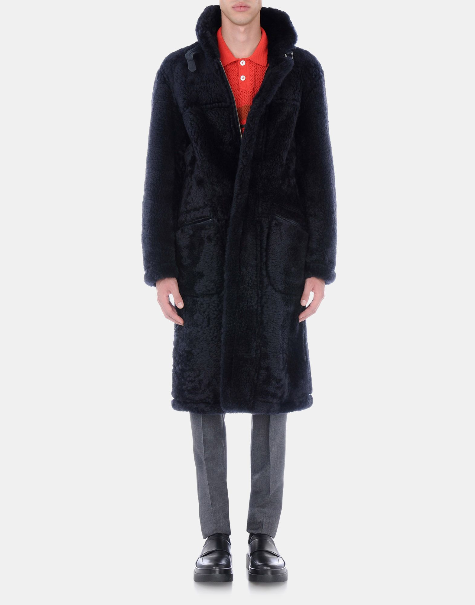 d763ad403 Fur coat Men - Coats Men on Jil Sander Online Store