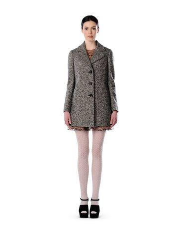 REDValentino JR0CA0E31W9 0NO Coat Woman d
