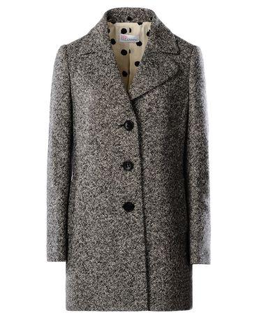 REDValentino JR0CA0E31W9 0NO Coat Woman f