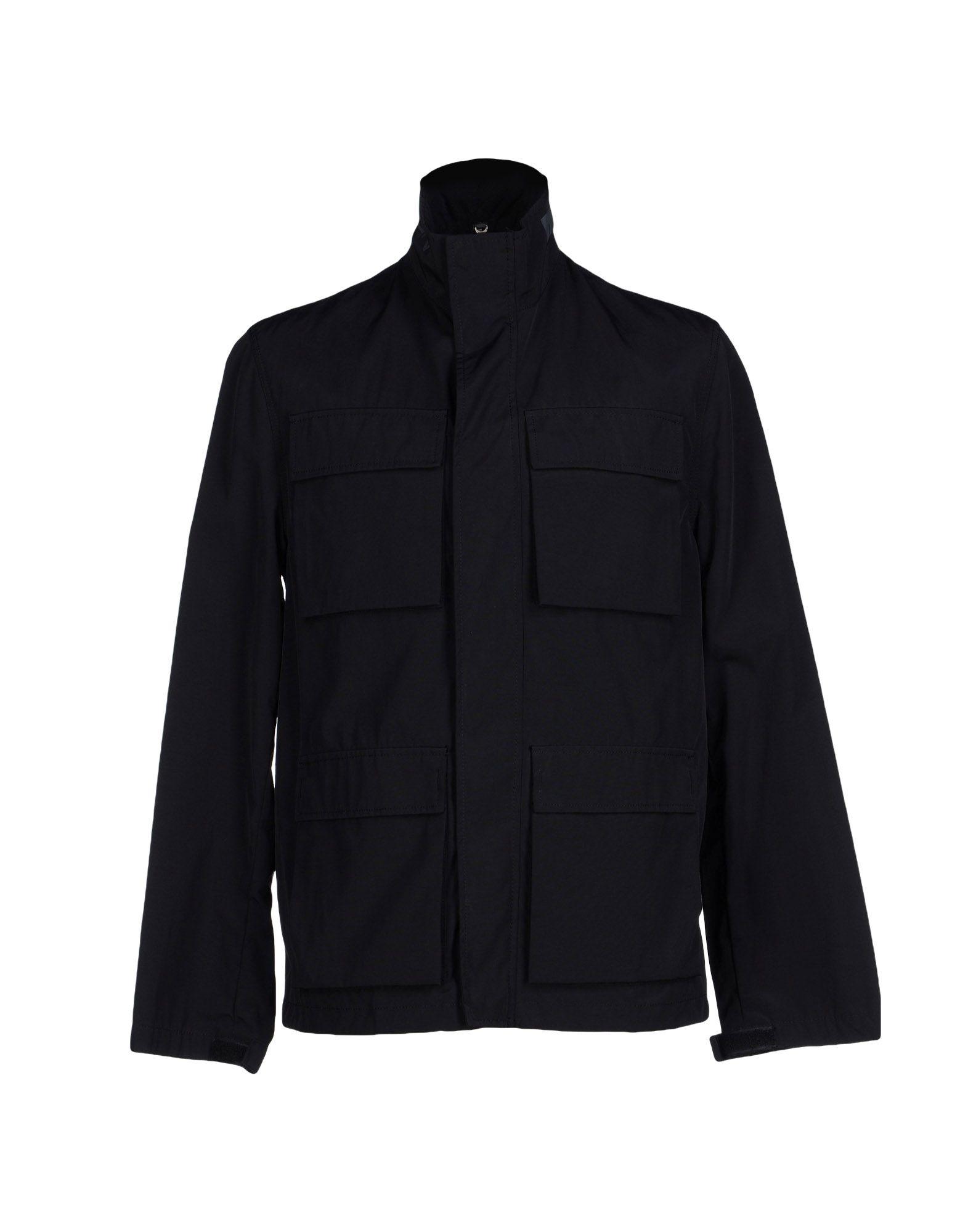 MOMO DESIGN Herren Jacke Farbe Schwarz Größe 5