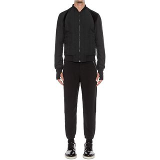 ALEXANDER MCQUEEN, Giacca, Bomber Harness