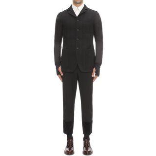 ALEXANDER MCQUEEN, Jacket, Contrasting Sleeve Jacket