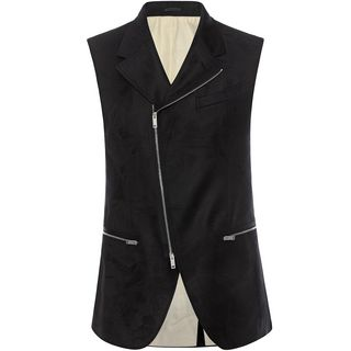 ALEXANDER MCQUEEN, Jacket, Biker Waistcoat