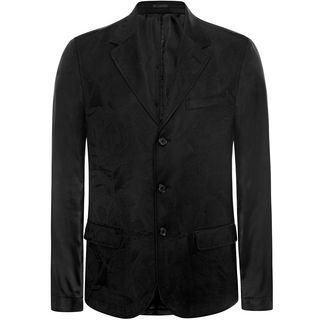 ALEXANDER MCQUEEN, Jacket, Contrast Sleeve Jacket