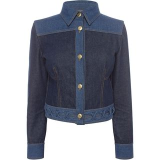 ALEXANDER MCQUEEN, Jacket, Denim Jacket