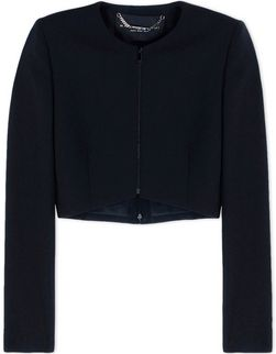 Compact spencer jacket