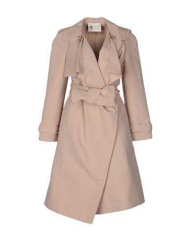 Легкое пальто LANVIN 41607433JA