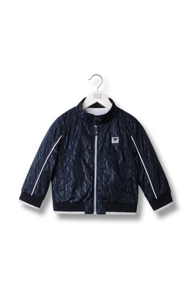Armani Short-length jackets Men blouson in technical fabric