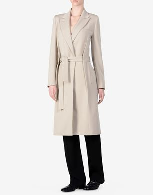 Maison Margiela Tricotine wool trench