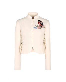 REDValentino KR0CE0T02A6 A03 Jacket Woman a