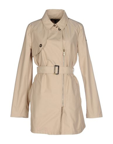 Легкое пальто ARMANI JEANS 41617640PJ