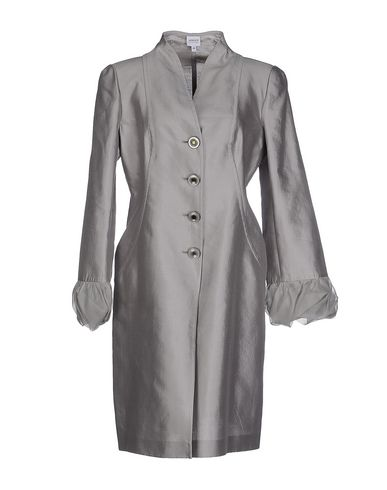 Легкое пальто ARMANI COLLEZIONI 41618413GK