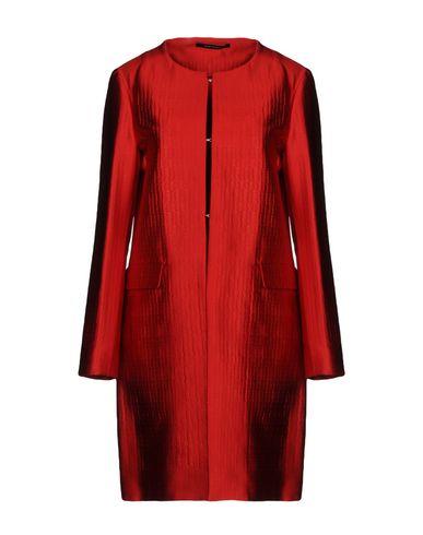 rojo abrigo
