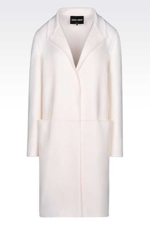 SINGLE-BREASTED CASHMERE JACKET