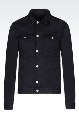 Armani Denim jackets Men denim jacket