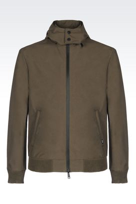 Armani Dust jackets Men cotton blouson