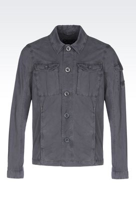 Armani Dust jackets Men cotton jacket