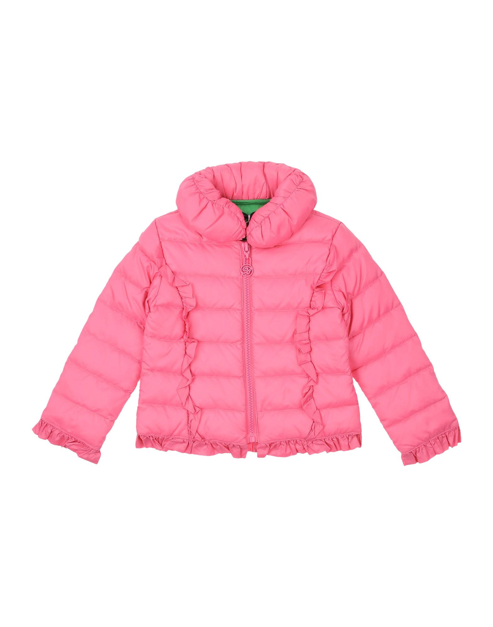 MISS BLUMARINE JEANS Synthetic Down Jackets
