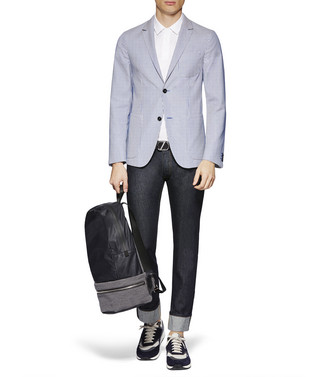 ZZEGNA: Formal Jacket Grey - 41628150EG