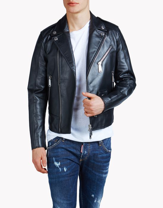 chiodo  coats & jackets Man Dsquared2