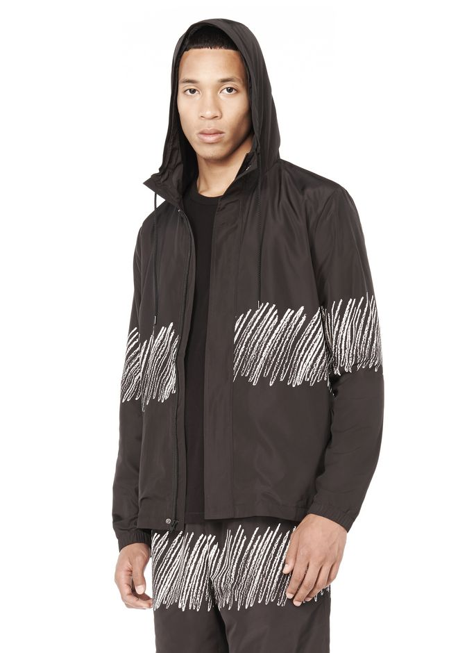 T by ALEXANDER WANG JACKETS AND OUTERWEAR  NYLON JACKET